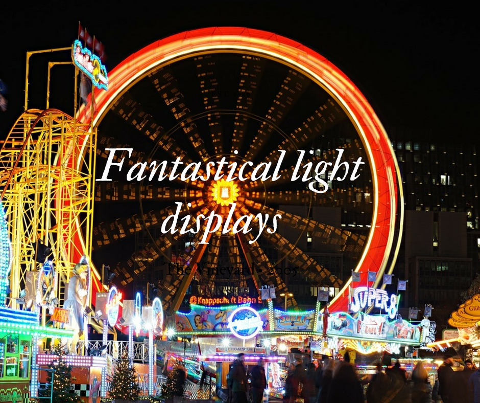 Fantastical Light Displays