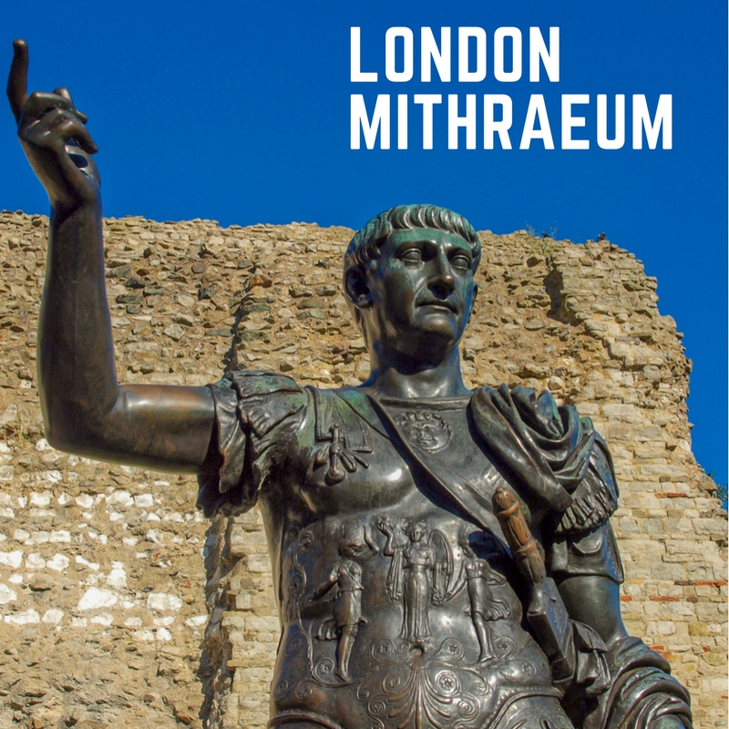 Mithraeum – The Temple of a Roman Mystery Cult