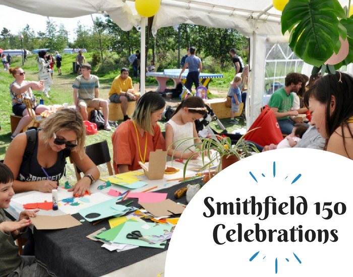 Smithfield 150: Birthday anniversary celebrations