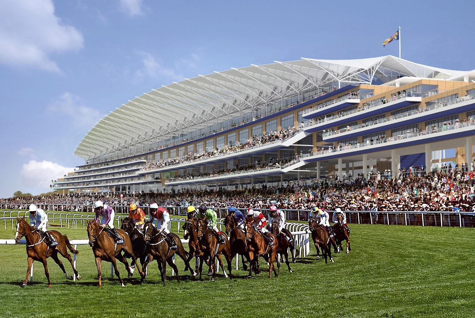 The Royal Ascot 2019