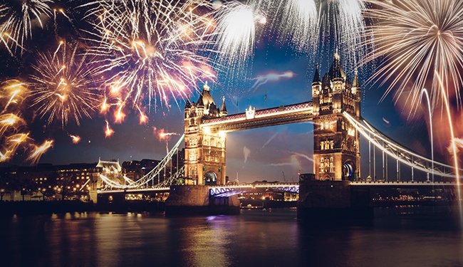 New Year's Eve in London: The Hottest Places to Be