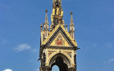 Albert Memorial Garden - Hotel Edward London
