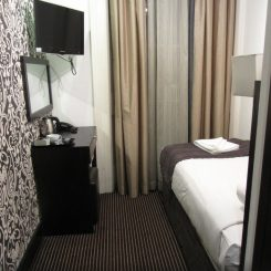 Single Bed - Hotel Edward London