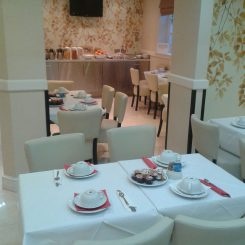 Dinning Area - Hotel Edward London