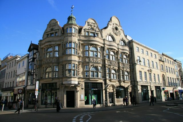 Oxford Street - Edward Hotel London