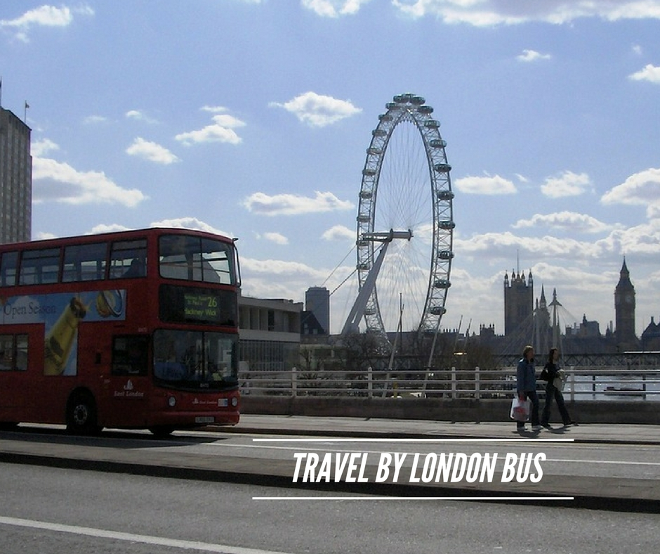 Travel by London Bus