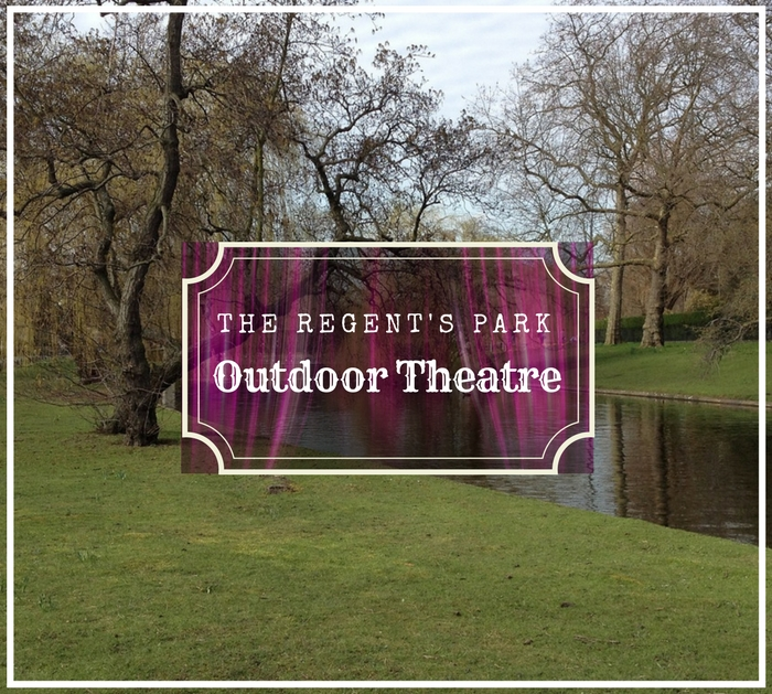 The Regent's Park Outdoor Theatre