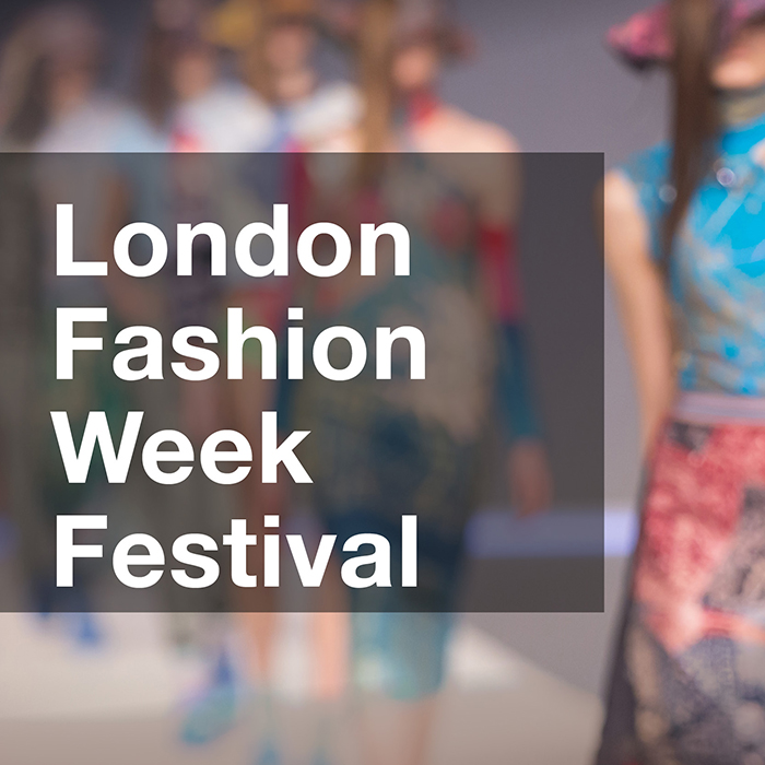London Fashion Week Festival – Not just for celebs.